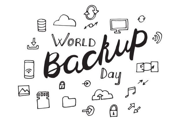世界備份日:您有妥善照管好您的資料嗎?